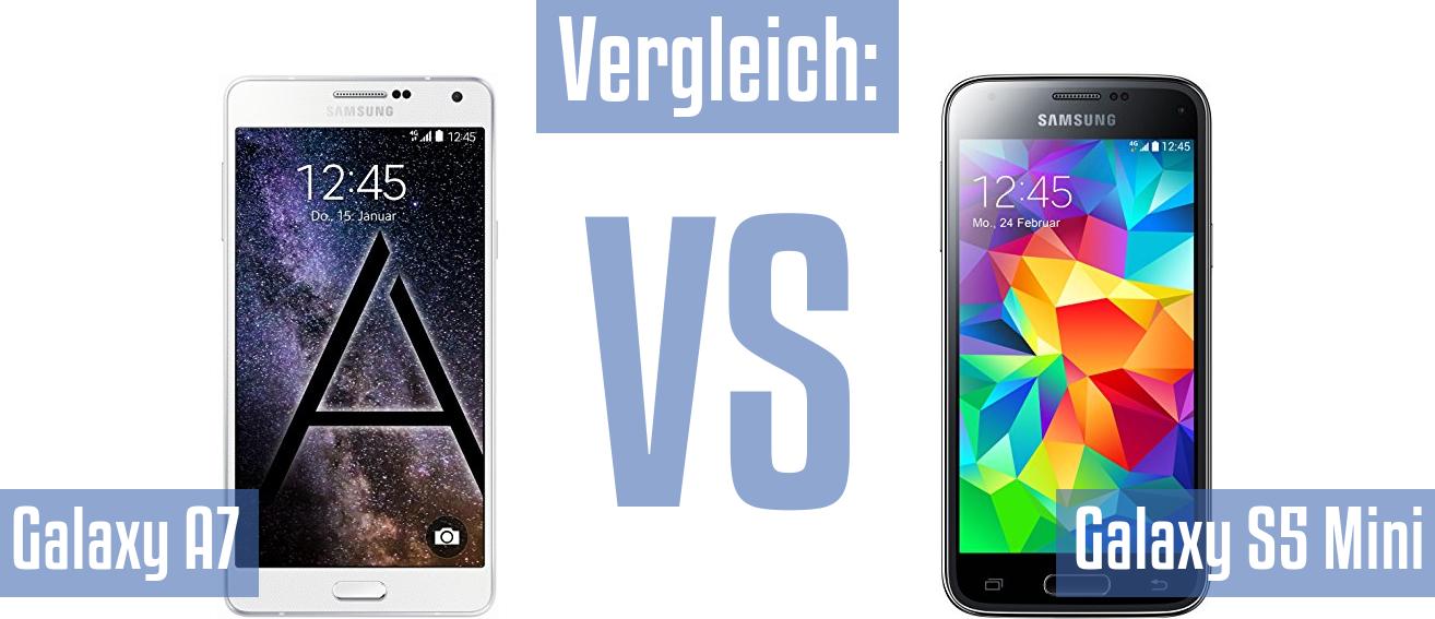Galaxy S5 Mini Sim Karte.Vergleich Samsung Galaxy A7 Und Samsung Galaxy S5 Mini