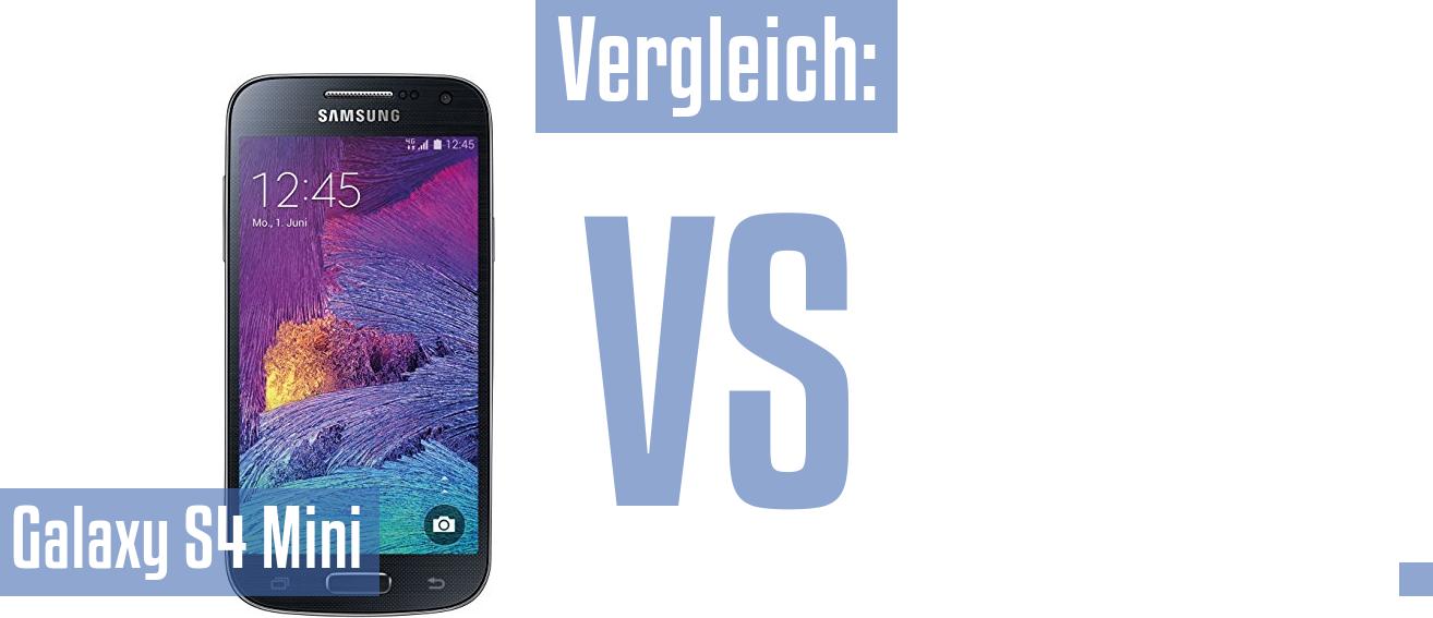 Vergleich Samsung Galaxy S4 Mini Und Samsung Galaxy S7 Edge