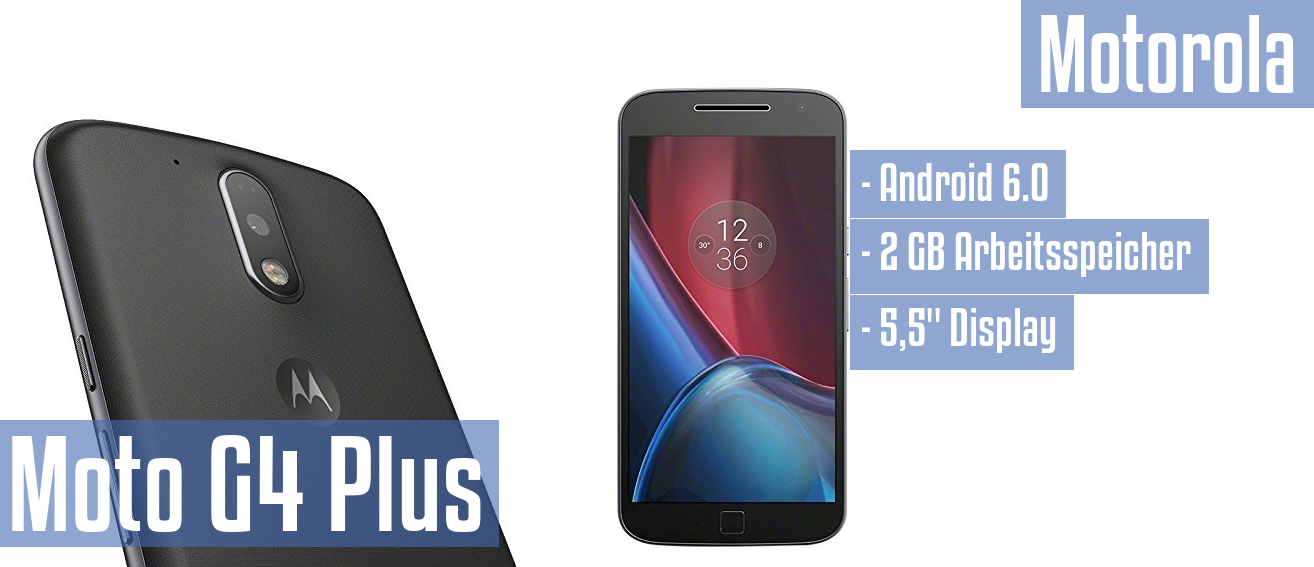 Motorola Moto G4 Plus im Test
