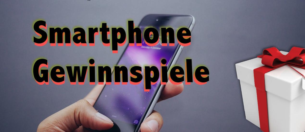 Gewinnspiele Smartphone